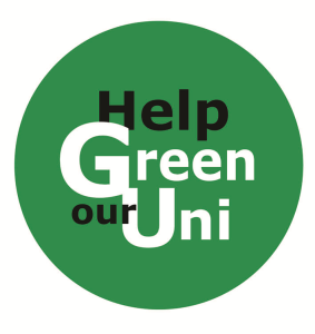 Green Uni button