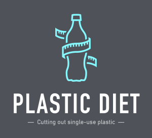 Plastic-diet-logo_Blue-on-dark